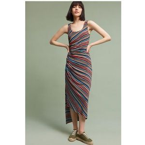 Anthropologie Bailey 44 XS Striped Luca Maxi Dress